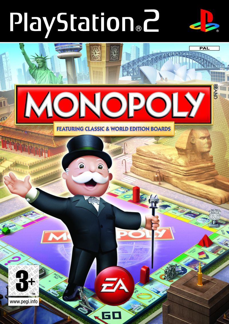 MONOPLY PS2