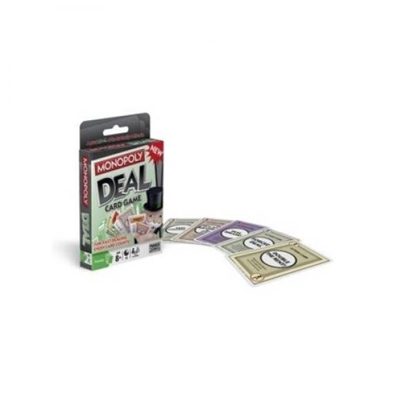 Monopoly Deal - Joc de carti