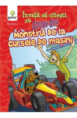 MONSTRUL DE LA CURSELE DE MASINI NIVELUL 2