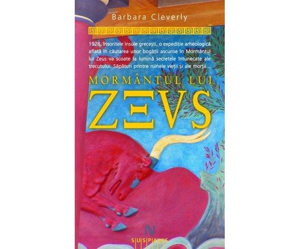 Mormantul lui Zeus, Barbara Cleverly