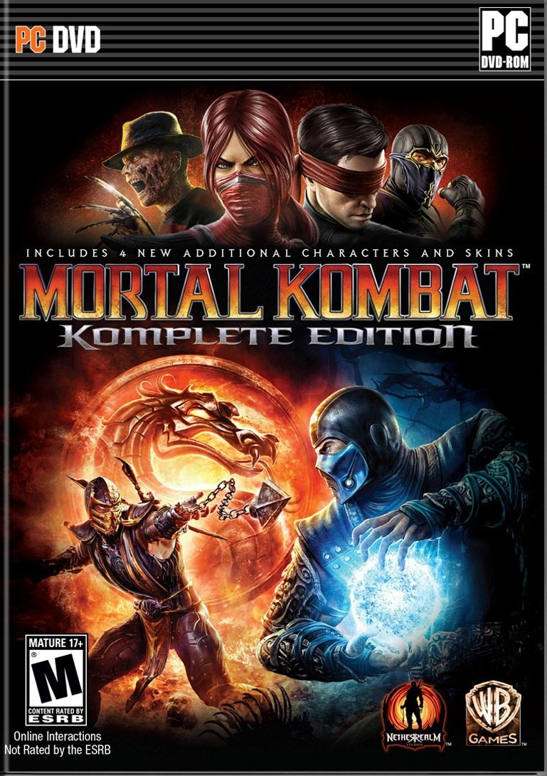 MORTAL KOMBAT - PC