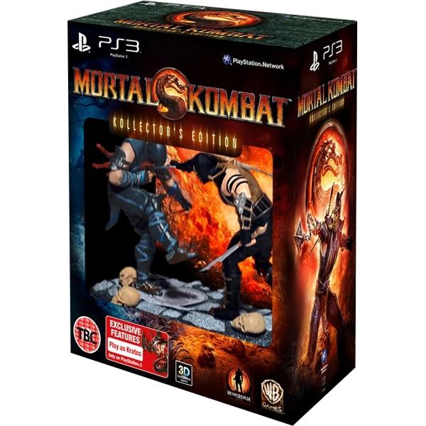 MORTAL KOMBAT 9 KOLLECT PS3