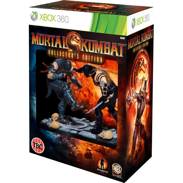 MORTAL KOMBAT 9 KOLLECT XBOX360
