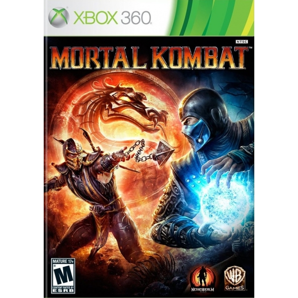 MORTAL KOMBAT 9 XBOX360
