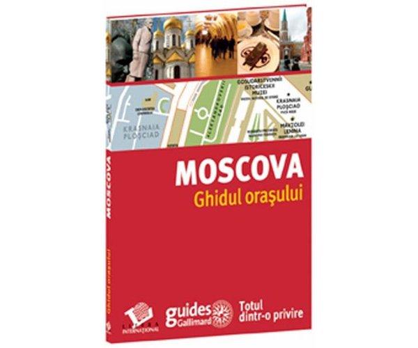 MOSCOVA. GHIDUL MORASULUI