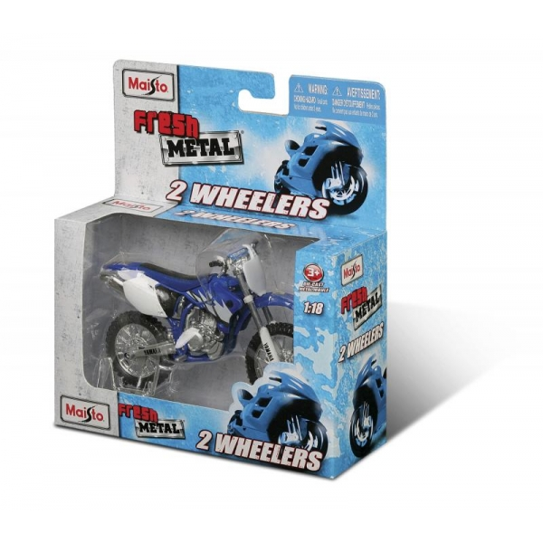 Motocicleta Maisto fara stand 1:18