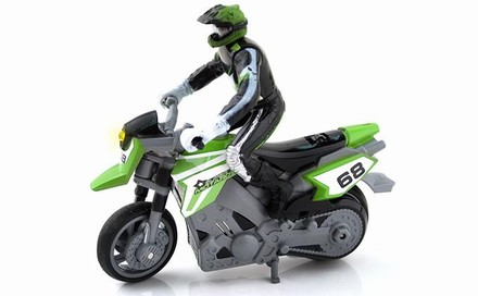Motocicleta Ninco,Radio Control,1:28
