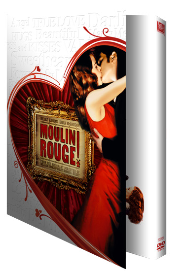 MOULIN ROUGE MOULIN ROUGE