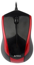 MOUSE A4TECH   V-track Padless, USB. But