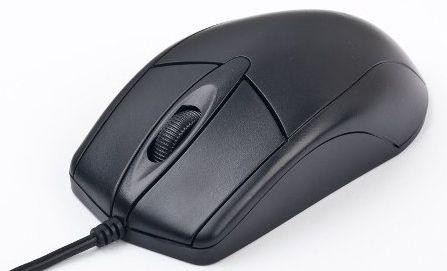 Mouse GEMBIRD  USB OPTIC Black