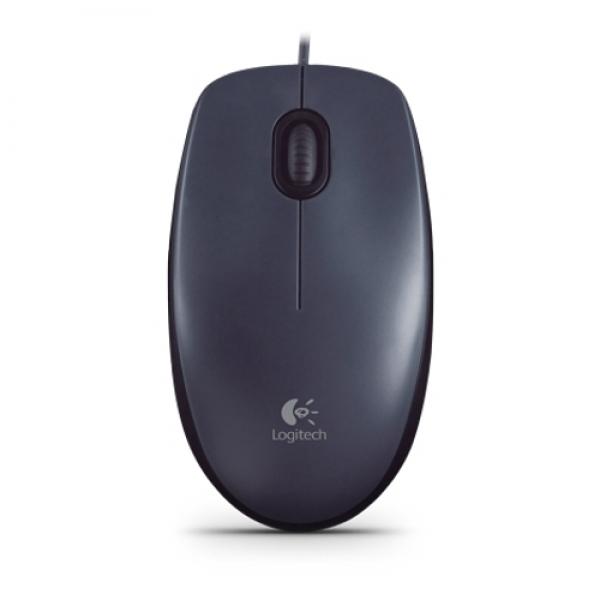 Mouse Logitech M100 Optic USB Negru