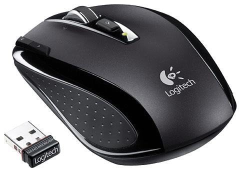 Mouse Logitech M705 Wireless Laser Black