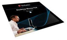 zzMouse pad Verbatim desk top, laser/optic