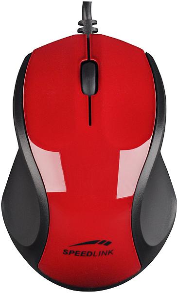 Mouse Speedlink Minnit Mini Red