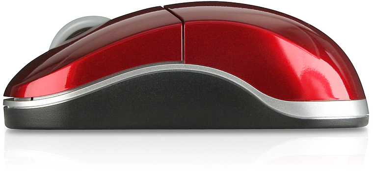 Mouse Speedlink Snapy Red wireless USB