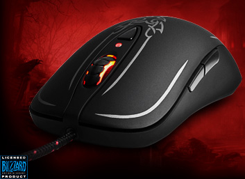 Mouse SteelSeries Diablo 3