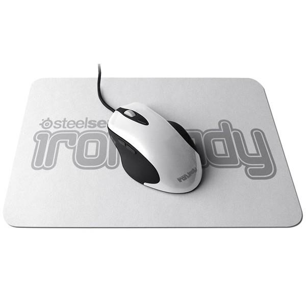 Mouse SteelSeries IronLady IKARI laser (white)