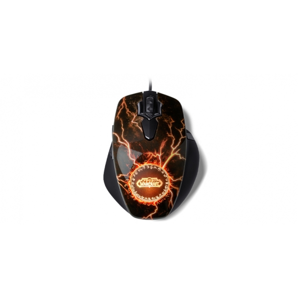 Mouse SteelSeries World of Warcraft MMO Legend