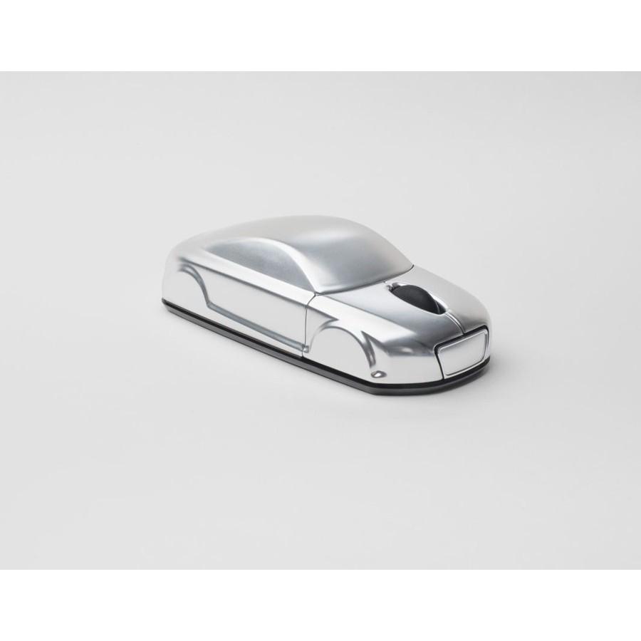 Mouse wireless Audi,argintiu