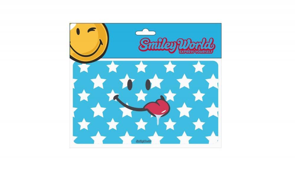 Mousepad Smiley World,cu stelute