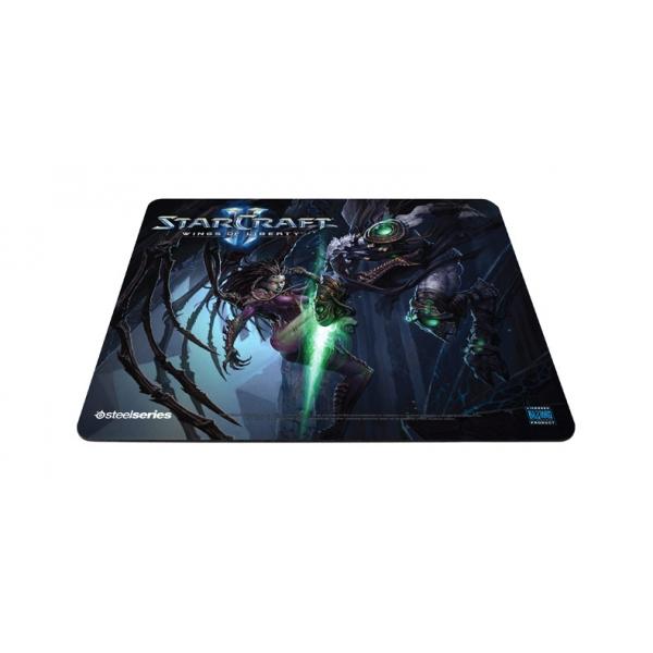 Mousepad SteelSeries QcK L.E. (StarCraft II Kerrigan vs. Zeratul)