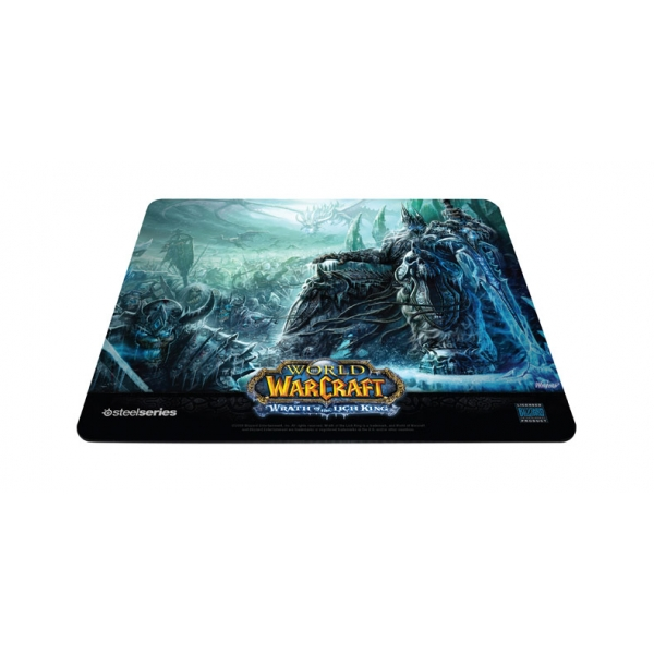 Mousepad SteelSeries QcK (WotLK-March of the Scourge)