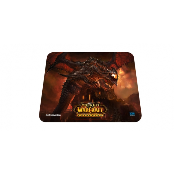 Mousepad SteelSeries Qck WoW Cata. Deathwing