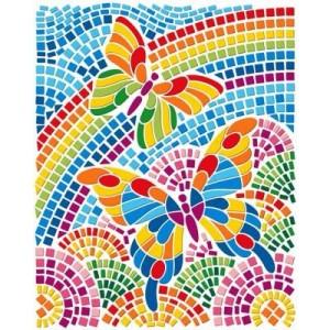 Mozaic artistic Fluturi