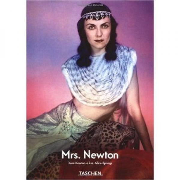 Mrs. Newton, June Newton