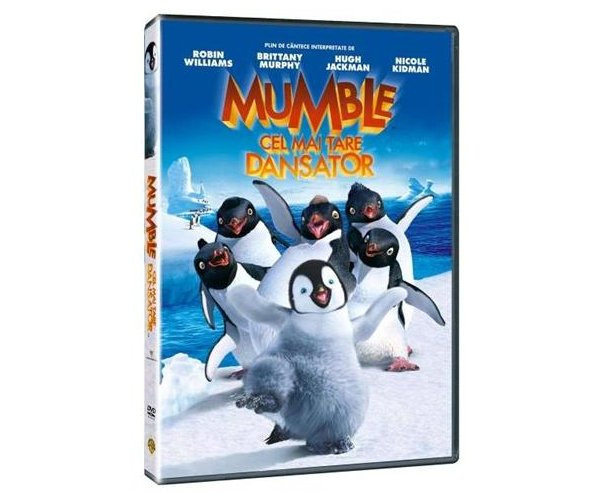 MUMBLE CEL MAI TARE DAN HAPPY FEET