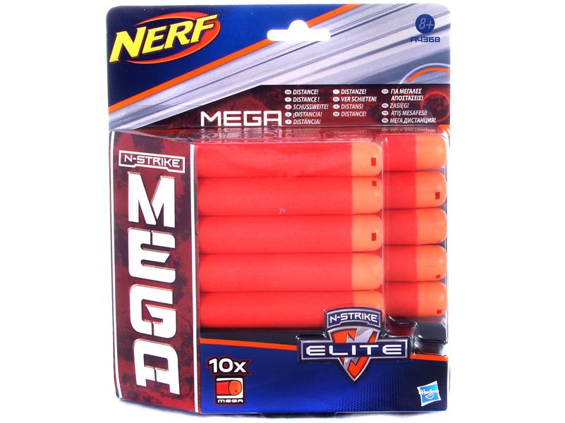 Munitie Nerf Elite Mega,10/set