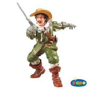 zzMuschetarul D'Artagnan