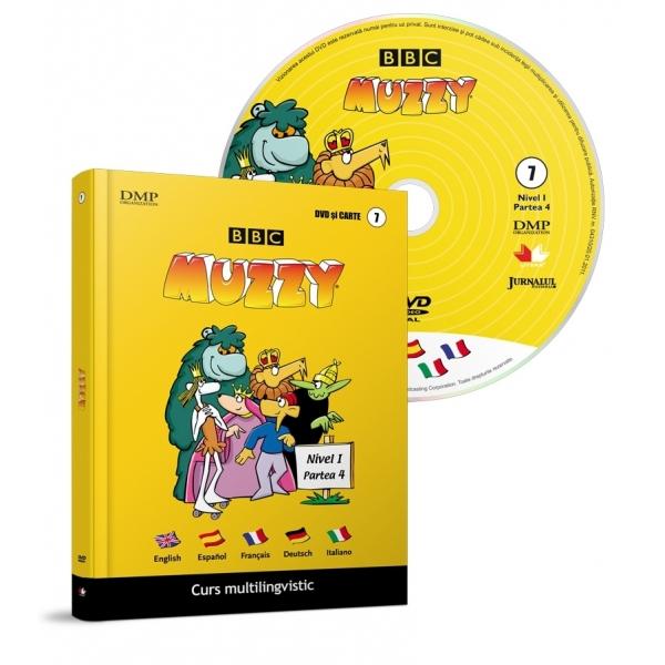 Muzzy vol. 7  dvd, ***