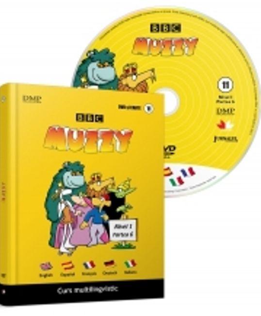 CURS MULTILINGVISTIC MUZZY VOLUMUL 11 CONTINE DVD