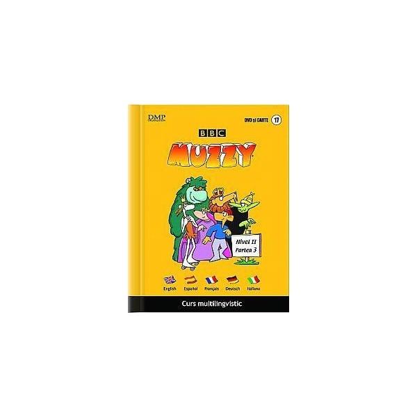 CURS MULTILINGVISTIC. MUZZY VOLUMUL 17 CONTINE DVD