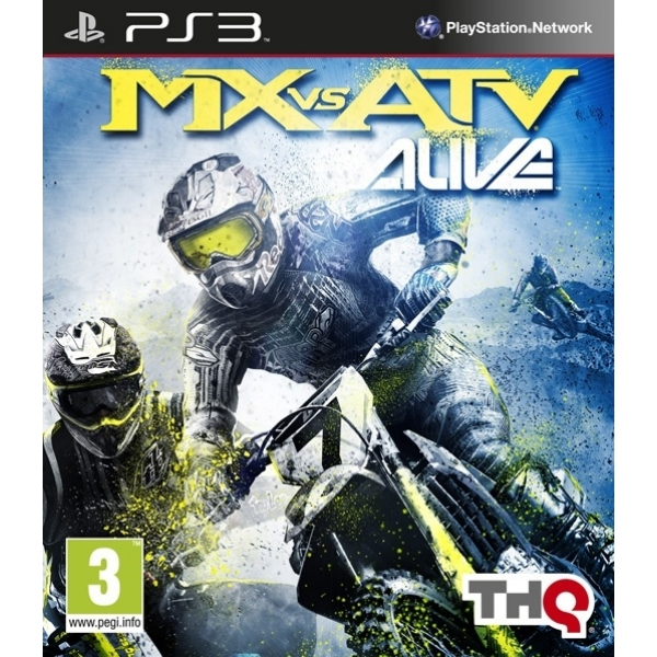 MX ALIVE - PS3