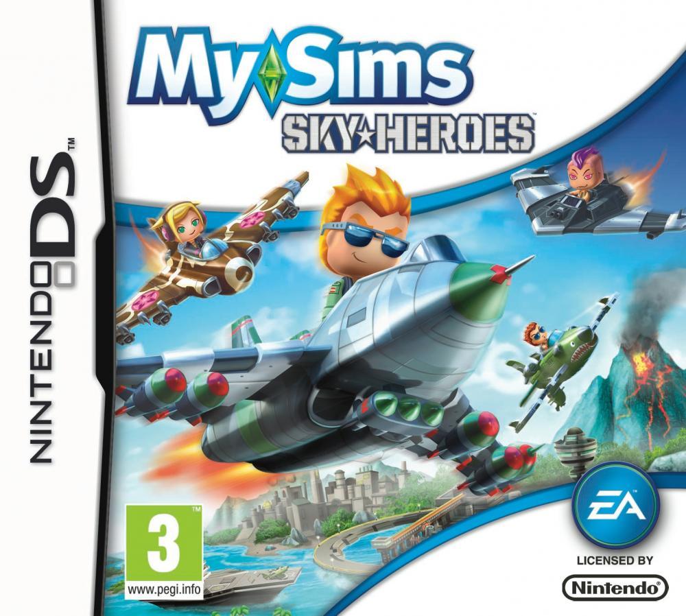 MYSIMS SKYHEROES DS