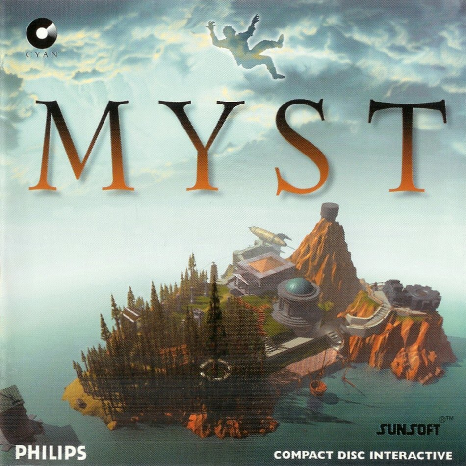 MYST COLLECTION PC