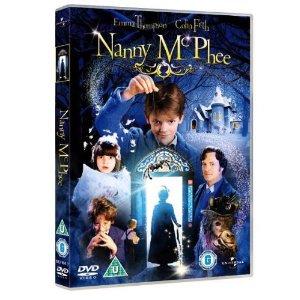 NANNY MCPHEE: MAREA INF NANNY MCPHEE AND THE BI