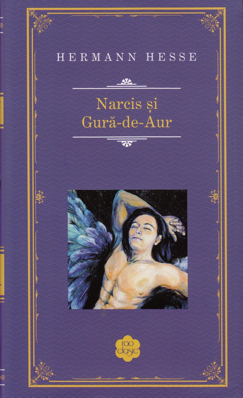 NARCIS SI GURA DE AUR - COLECTIA RAO CLASIC
