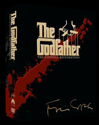 NASUL (PACHET: 3 DISCURI) - GODFATHER, THE (BOX SET: 3 DISCS)