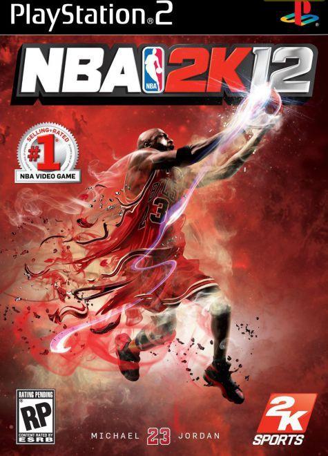 NBA 2K12 - PS2