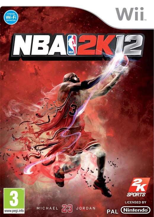 NBA 2K12 - WII