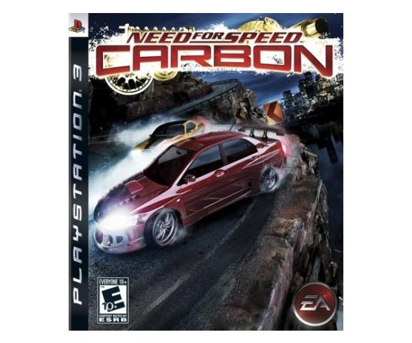 NEED FOR SPEED CARBON A PS3