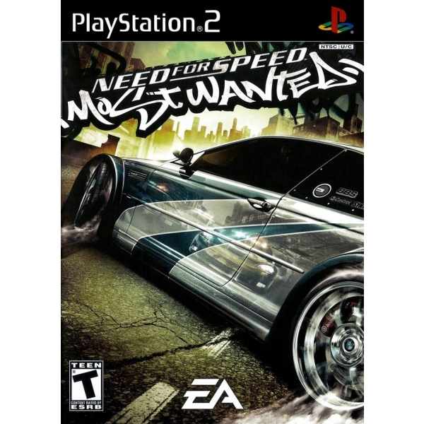 NEED FOR SPEED - MOST W PS2