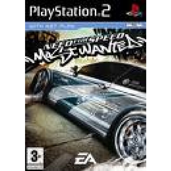 NEED FOR SPEED MOST WAN PS2