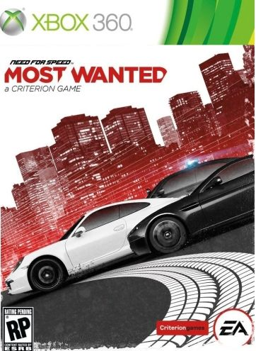 NEED FOR SPEED MOST WANTED - XBOX360
