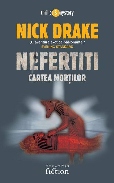 NEFERTITI, CARTEA MORTILOR REEDITARE