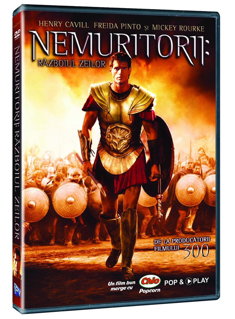 NEMURITORII-IMMORTALS