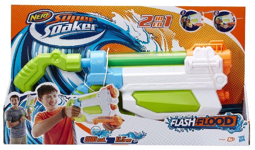 Nerf-Blaster cu apa,Flashflood